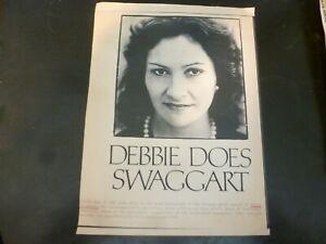Vintage Wire Press Photo Debra Murphree Jimmy Swaggart Prostitute #2 6/6/1988