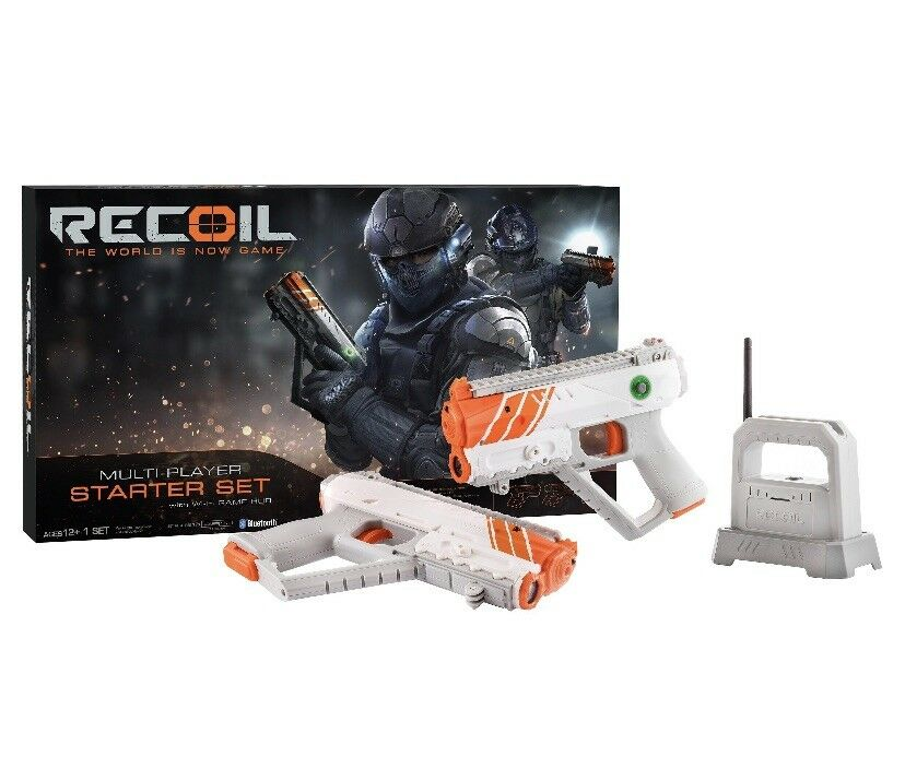 RECOIL THE WORLD IS NOW GAME