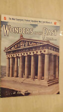 WONDERS OF THE PAST by J.A.Hammerton Part 5:1933 - THE SHRINES OF ISIS AT PHILAE