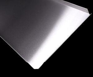 5x-BANCONE-LASTRA-60x40x1-8cm-NUOVO-Piastre-di-visualizzazione-acciaio-inox