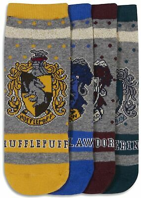 Euro 37-42 Primark Harry Potter women/'s shoe liners 4 x pairs Size 4-8