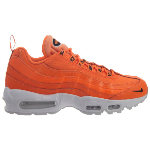 promo code a4631 b5586 Taille De 13 Orange Chaussures 191887665991 Air Max 95 Premium Course 801  538416 Hommes Total Nike T7HvqFxF