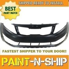 MBI AUTO Front Bumper Cover Fascia for 2012 2013 Kia Optima 12 13 Painted to Match KI1000161