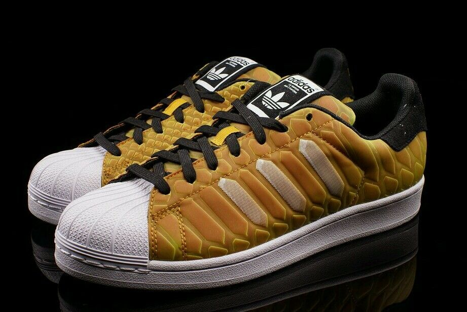 low priced b05f0 821b4 outlet Adidas Superstar CTXM Embossed Print Nomad Shoes Size 10.5 (AQ7410) ( M-