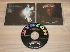 MUTZIE CD - LIGHT OF YOUR SHADOW / SYNTON in MINT