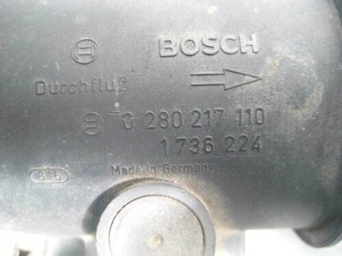 BMW E36 Z3 4cyl M44 Mass Air Flow Meter MAF AFM 1996-1999 318i 1.9 USED OEM
