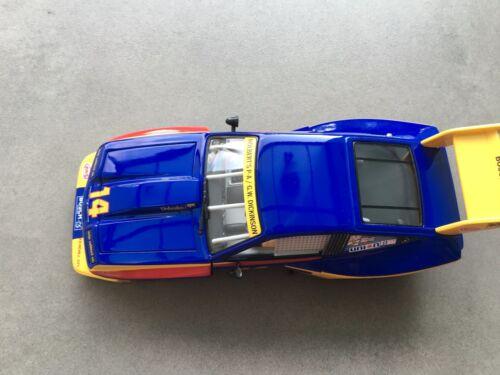 "Chassis Photos Carrera Digital 132 30724 Chevrolet Dekon Monza /"" N°14 Corps"