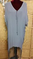 Ladies Peace Angel Kaftan Dress Fit Approx Up To 22 -24