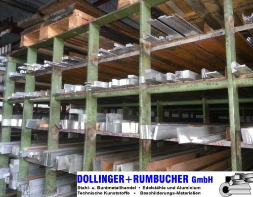 Aluminium Alu Flach Flachstange 35 x 4 mm AlMgSi0,5 *Länge bitte auswählen*