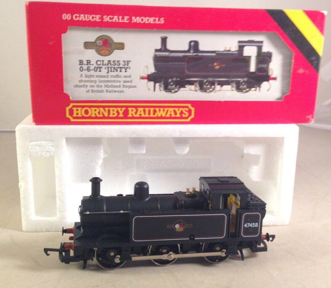 mejor opcion Hornby R.058 B.R. B.R. B.R. 0-6-0T Jinty Loco boxed  autorización oficial