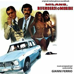 Gianni Ferrio - Milano Difendersi O Morire - Digitmovies - CD