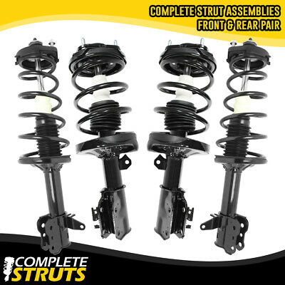 Pair Front Quick Complete Struts /& Coil Spring Assemblies Compatible with 2001-2003 Saturn L200