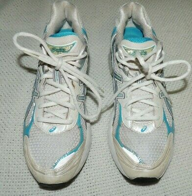 WOMEN'S ASICS GT 2150 (T057N(2A) RUNNING SHOES SZ 10 AQUASILVER VERY GOOD COND! | eBay