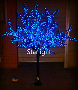 Led Christmas Light Cherry Blossom Tree