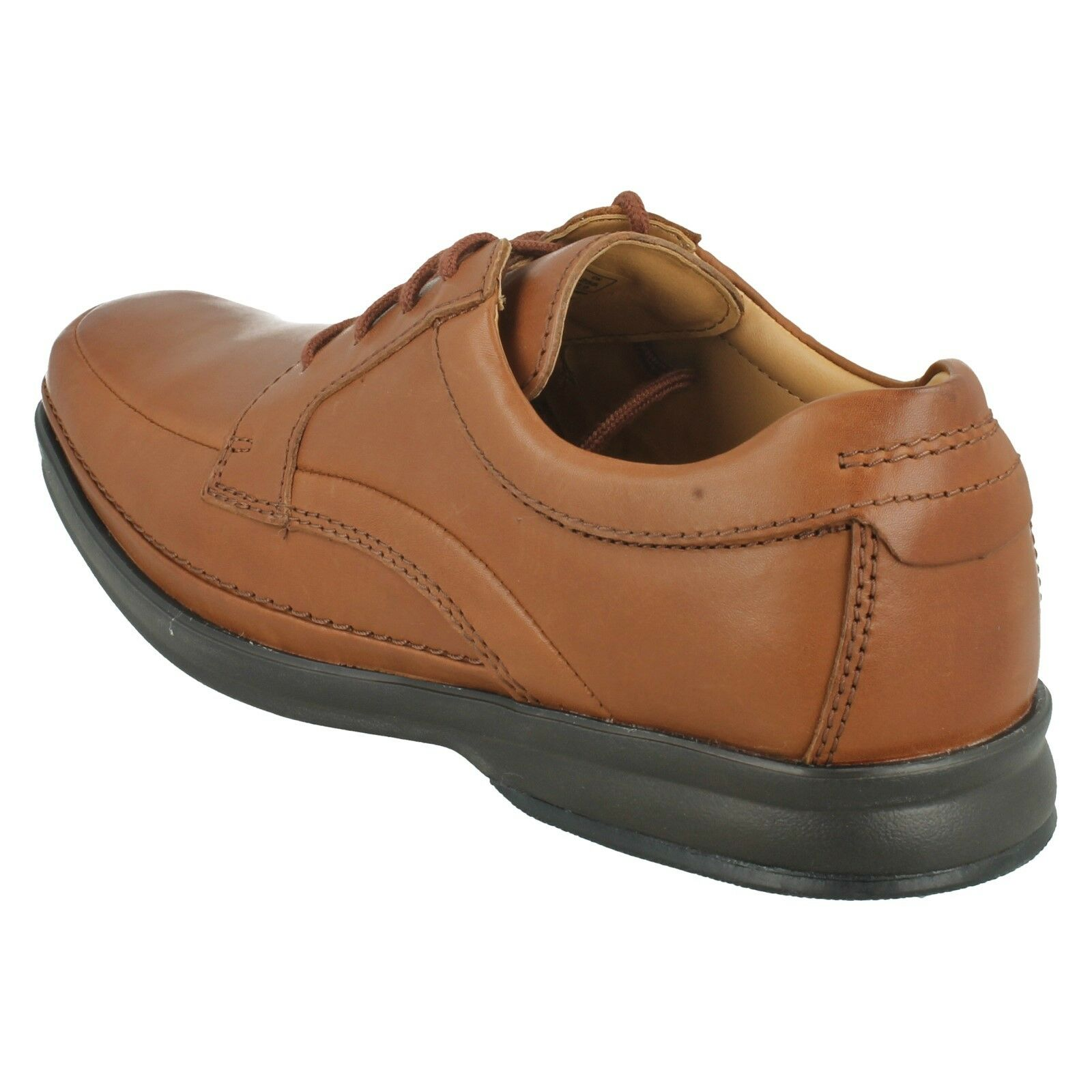 SCOPIC WAY CLARKS  Herren LACE UP SMART LEATHER CLASSIC CUSHIONED WIDE SMART UP FORMAL Schuhe a5d09a