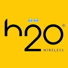Prepaid SIM-Karte von  H2O Wireless USA (AT&T)  / NEU / Auch als Micro/ Nano-SIM