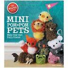 Mini Pom-Pom Pets by April Chorba (Mixed media product, 2014)