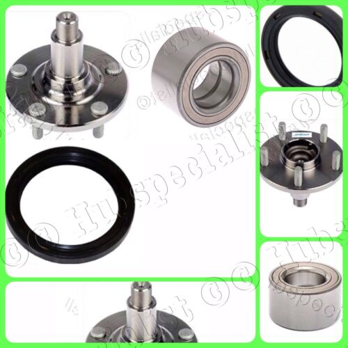 FRONT WHEEL HUB /& BEARING/&SEAL FOR 2001-2005 LEXUS IS300 1SIDE FAST SHIPPING