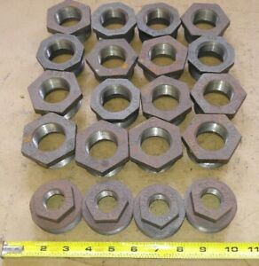 """2/"""" X 1-1//2/"""" BSP Reducing Bush Black Malleable Iron Pipe Fitting"""