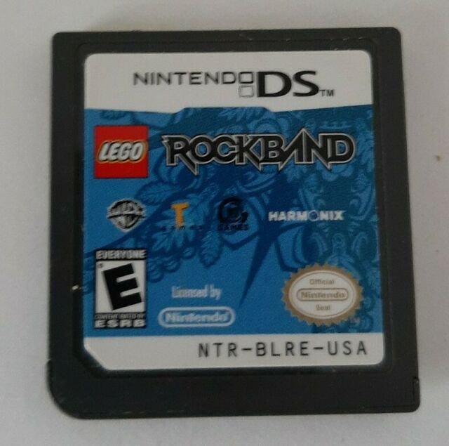 LEGO Rock Band [Nintendo DS] game cart only