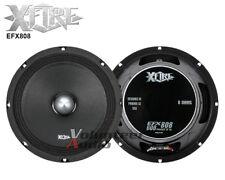 """XFIRE XFR804 8/"""" 4 Ohm Midbass Speaker 1500W Peak 500W RMS"""