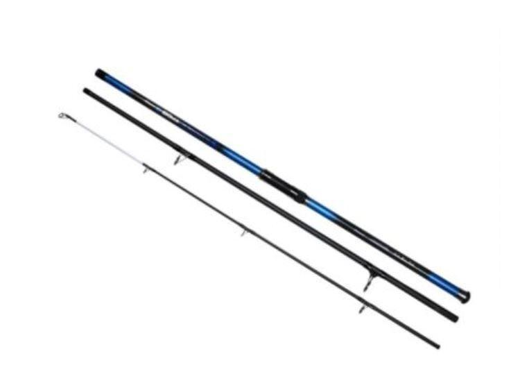 OAKWOOD 14ft 3 Piece  Beachcaster Sea Beach Fishing Rod