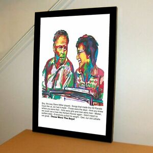 All in the Family Archie Edith Bunker TV Sitcom Print Poster Wall Art 11x17