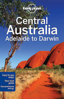 1 of 1 - Central Australia - Adelaide to Darwin by Meg Worby, Lonely Planet, Charles Raw…
