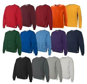 4866da11b Image is loading Russell-Athletic-Dri-Power-Fleece-Crewneck-Sweatshirt-Men-