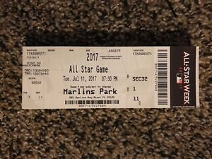 2017-MLB-ALL-STAR-GAME-TICKET-STUB-BOX-OFFICE-7-11-AARON-JUDGE-CODY-BELLINGER