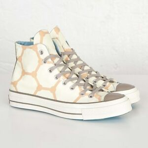 8463bc25c9d2 Converse All Star 70s Hi Space Pack 150873C Winter White Men Size US ...