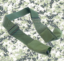 2 Metal Point Adjustable Tactical Zahal IDF Improved OD GREEN Rifle Sling