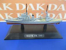 Die cast 1/1100 Nave Ship Incrociatore Leggero Light Cruiser Katori 1940 Japan