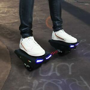 Hikerboy hovershoes 2in1 Hoverboard e-scooter HOVER shoes Elektro Skates Balance