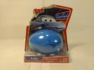 Disney-Pixar-Cars-Sally-Diecast-Toy-Car-Vehicle-In-Egg-Mattel-mb1169
