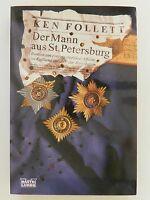 Ken Follett Der Mann aus St Petersburg Roman Thriller Bastei Lübbe Verlag