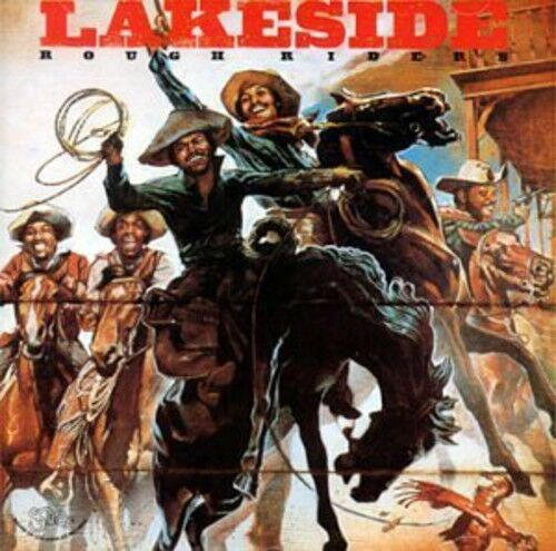 Lakeside - Rough Riders [New CD] Canada - Import