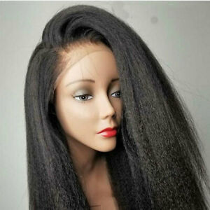 Light-Yaki-Straight-Indian-Remy-Human-Hair-360-Lace-Front-Wig-Soft-Hair-Full-Wig