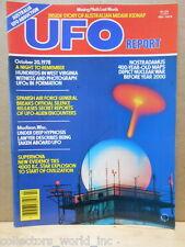 Saga UFO Report Magazine 1979 February Supernova Madison Wisconsin W. Virginia