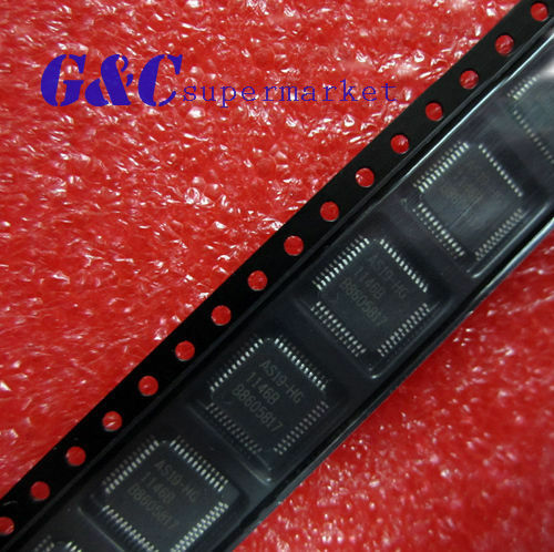 AS19-HG AS19 QFP48 E-CMOS LCD Power ChipsNEW GOOD QUALITY