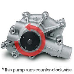 Edelbrock 8840 SBF Victor Series High Performance Street Mechanical Water Pump