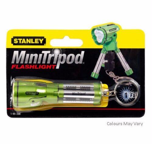 Stanley Led Mini Tripod Taschen Schlüsselanhänger