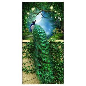 5D-DIY-Full-Drill-Diamond-Painting-Peacock-Cross-Stitch-Embroidery-Mosaic-R1BO