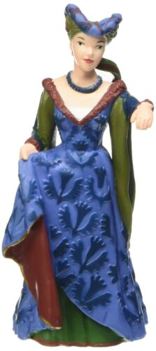 "Papo /""Médiéval Fair Lady Figure bleu"