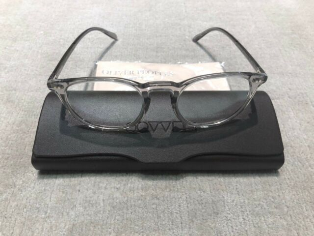 4190494c578a Oliver Peoples Ov5004 1132 Riley R RX Eyeglasses Workman Grey Frame ...