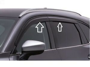 2017-2018-Mazda-CX-5-Side-Windows-Deflectors-set-of-4-KB7WV3700