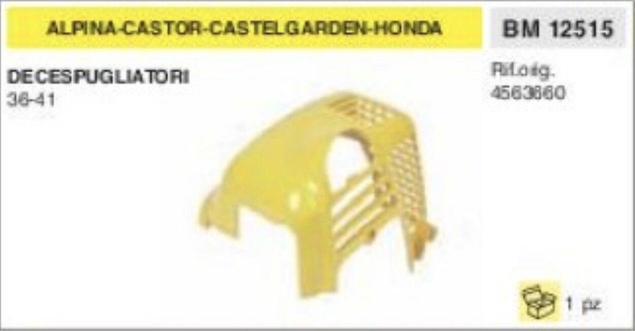 Cocheter Casquillo Motor Cortador de Cepillo Alpina Castor Castelgarden 36 41