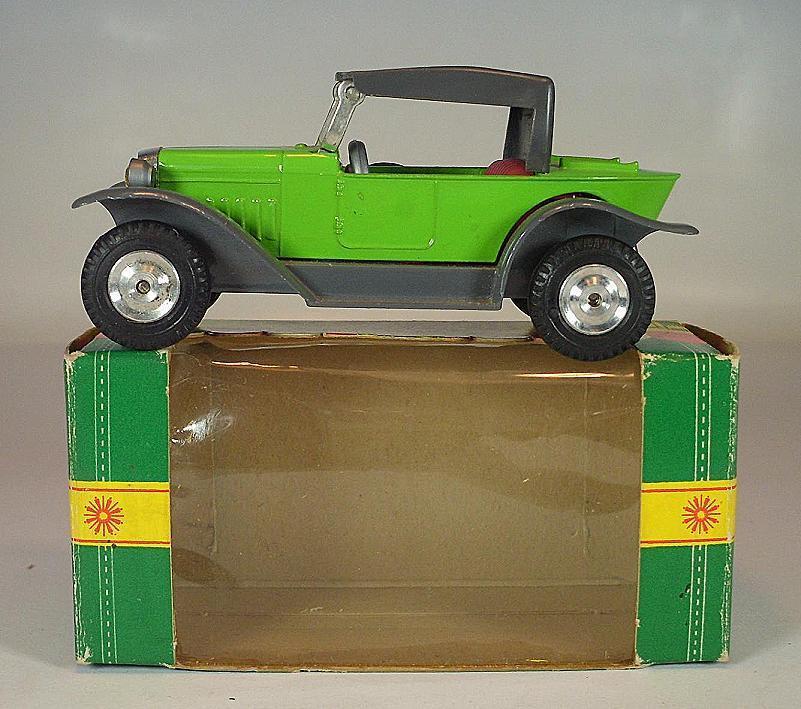 Gama mini - mod - 1   46 nr. 976 opel laubfrosch 1924   26. gr ü n ovp   6414