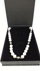 Tahitian-Pearl-and-Fresh-Water-Pearl-Necklace-with-14K-Gold-Fish-hook-Clasp