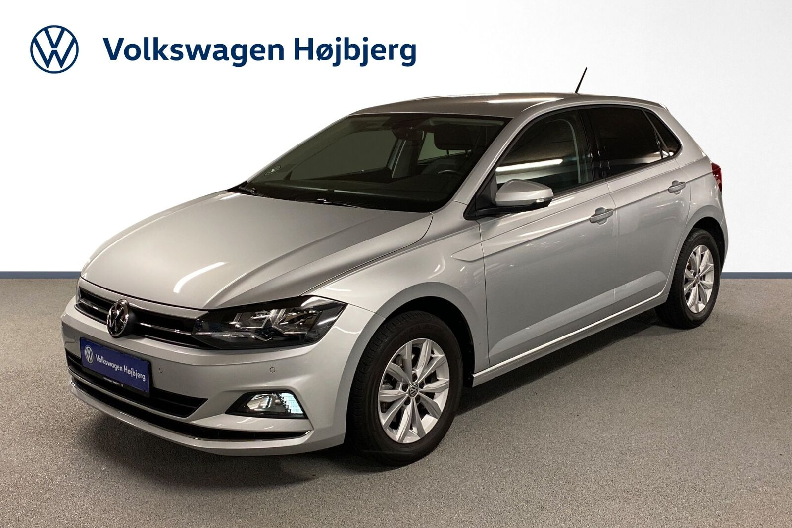 VW Polo 1,0 TSi 115 Highline DSG 5d - 209.900 kr.